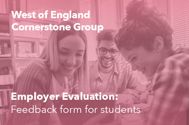 Employer Evaluation: Feedback form for Students